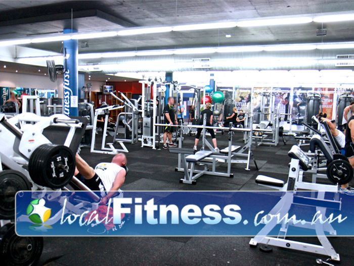 Fitness First South Yarra Gym Fitness An intimate and personal South