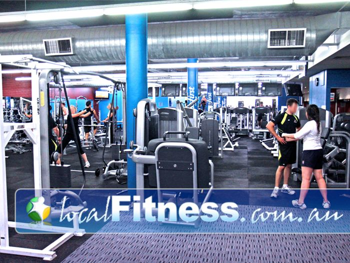 Fitness First South Yarra Gym Fitness Fitness First South Yarra gym