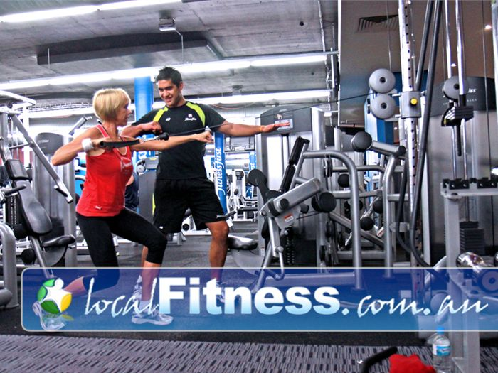 Fitness First Prahran Gym Fitness Explore fitness strength