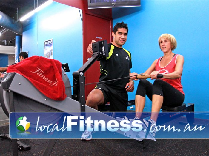 Fitness First South Yarra Gym Fitness Guided cardio training sessions