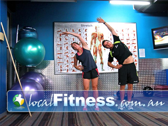 Fitness First Windsor Gym Fitness Get guidance from our South