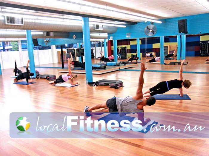Fitness First Toorak Gym Fitness South Yarra group fitness