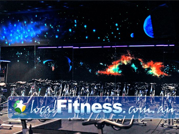 Fitness First South Yarra Gym Fitness One of the most dynamic spin