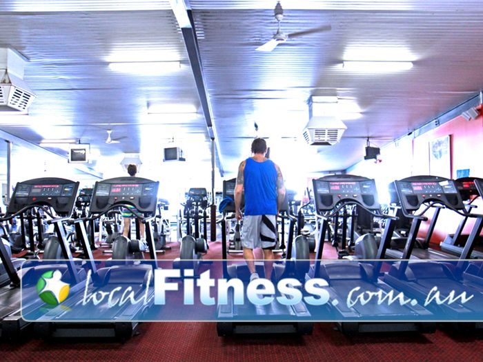 Goodlife Health Clubs Melville Goodlife Melville gym provides multiple machines so you don't have to wait.