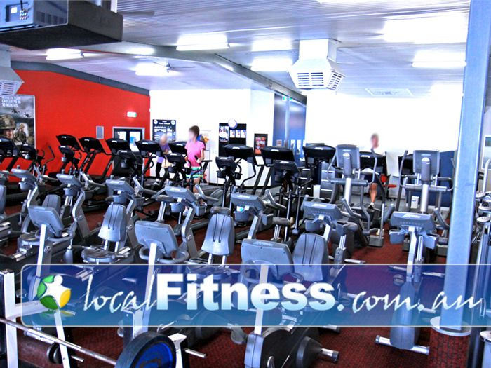 Goodlife Health Clubs Melville Vary your cardio workout with our many cardio options.
