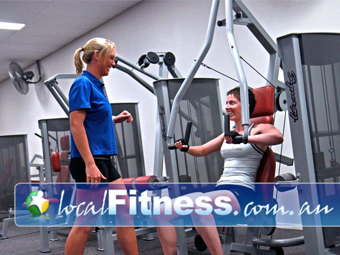 Goodlife Health Clubs Near Palmyra Dc Melville gym instructors can tailor a strength program to suit you.
