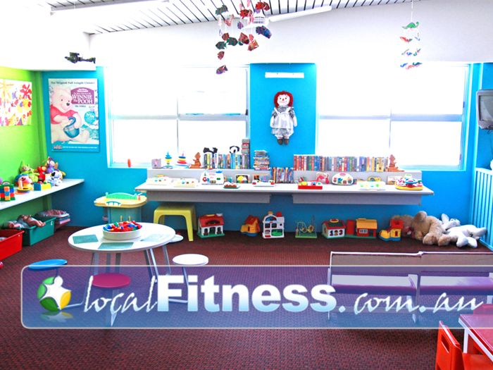 Goodlife Health Clubs Near Palmyra Goodlife Melville provides on-site child minding services.