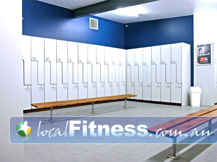 Goodlife Health Clubs Near Palmyra Dc Goodlife Melville provides secure and spacious lockers.