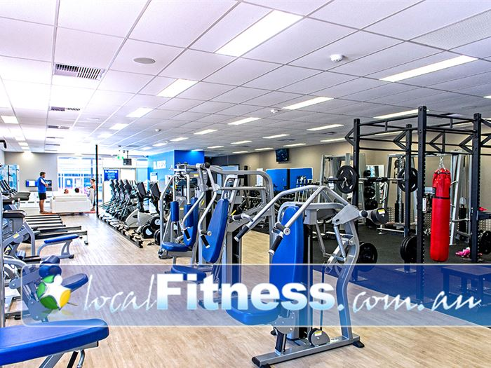 Genesis Fitness Clubs Gym Kelmscott  | The Genesis Byford gym provides 24 hour gym