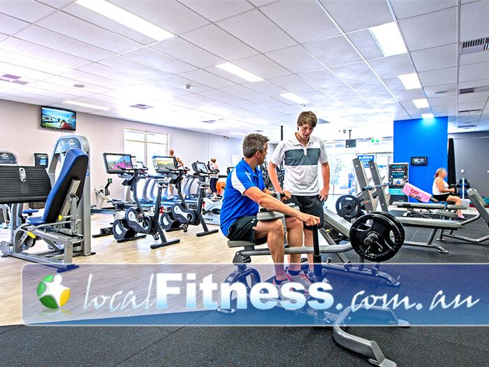 Genesis Fitness Clubs Gym Kelmscott  | Our Byford gym instructors can show you how