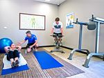 Genesis Fitness Clubs Byford Gym Fitness Dedicated abs and stretching