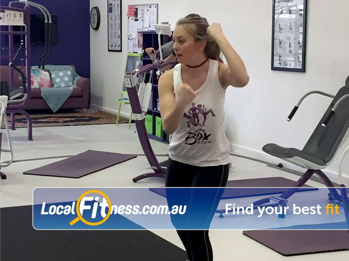 Curves Gym Wantirna South  | Our Curves coach is ready to help you