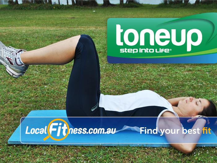 Step into Life Gym Balwyn North  | Full body strengthening outdoors at Step into Life
