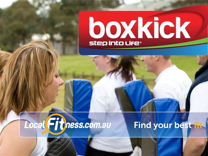 Step into Life Ivanhoe Experience fresh air Ivanhoe boxing classes.