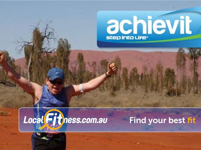 Step into Life Near Bellfield Train for fun runs with the achievit Ivanhoe outdoor fitness program.