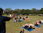 Step into Life Ivanhoe Outdoor Fitness Outdoor Enjoy training in the Ivanhoe