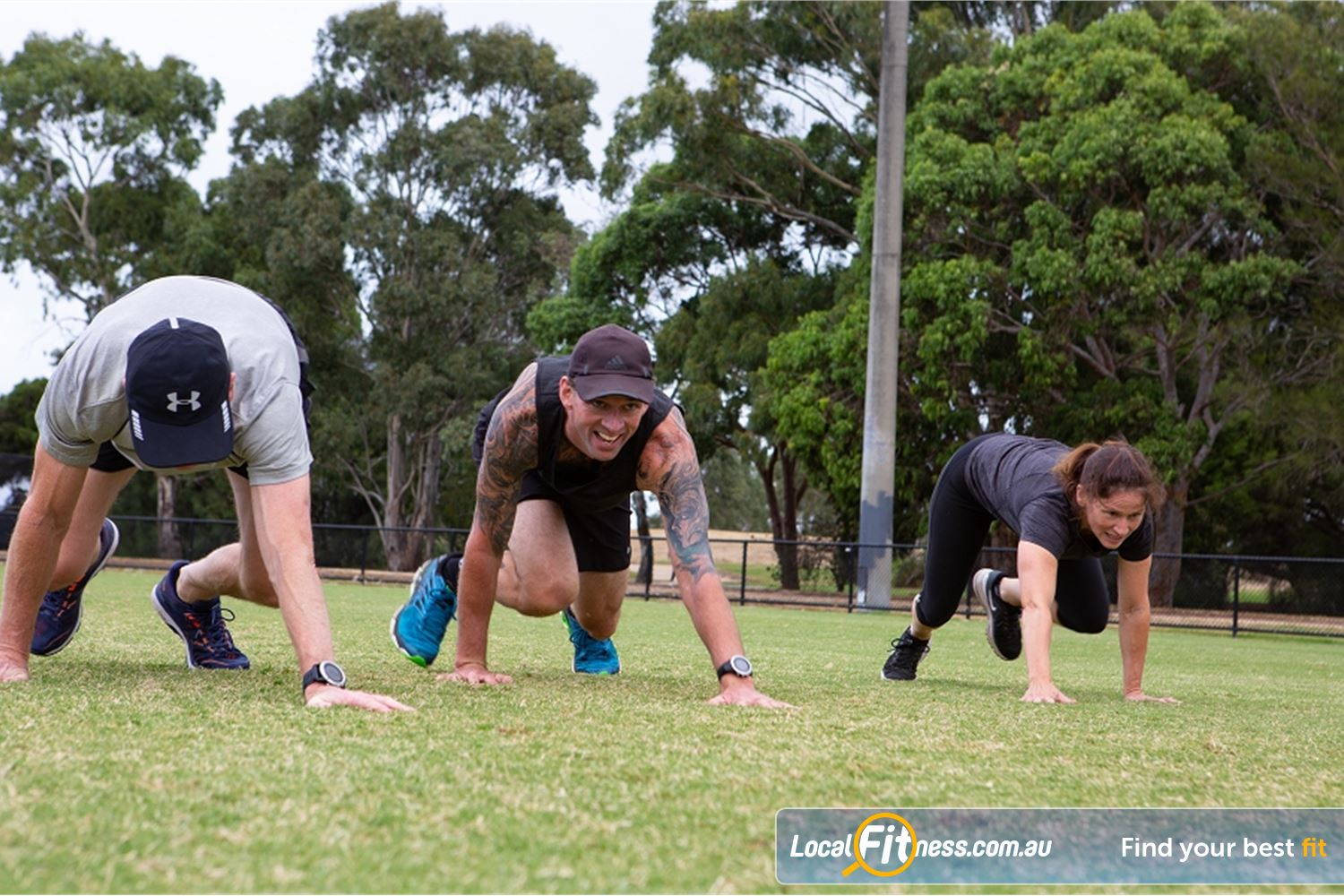 Step into Life Graceville Welcome to Step into Life Graceville Outdoor Group Training.