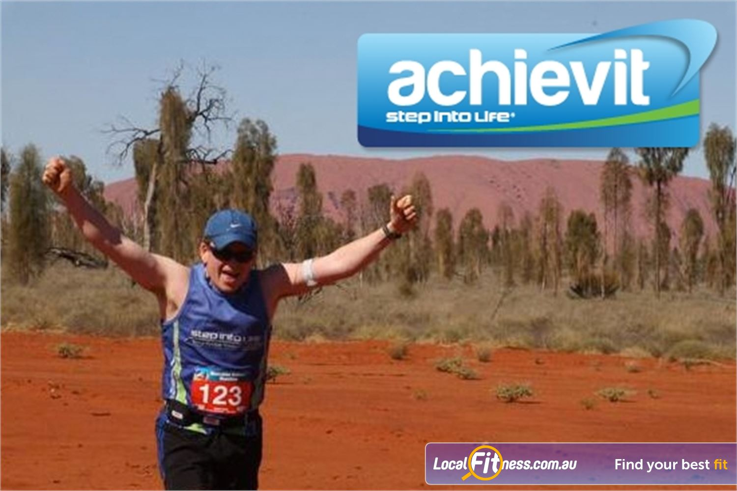 Step into Life Near Yeerongpilly Achievit will help you prepare for your favorite fitness events.