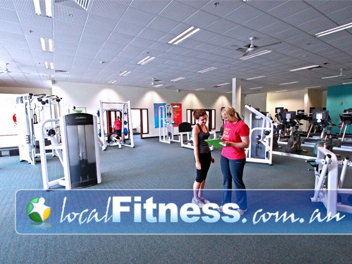 Fernwood Fitness Wetherill Park Fernwood Wetherill Park provides a state of the art and friendly atmosphere.