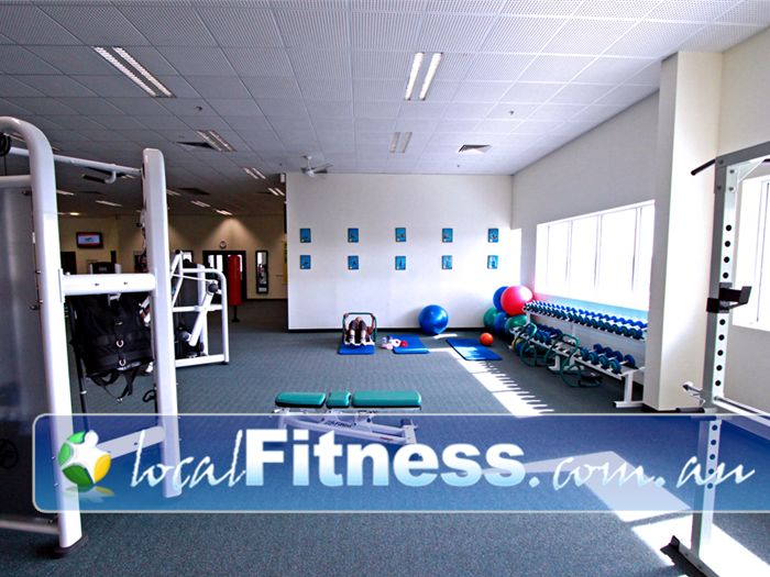 Fernwood Fitness Near Bossley Park Our Wetherill Park gym is fully equipped with free-wights for strength and toning.