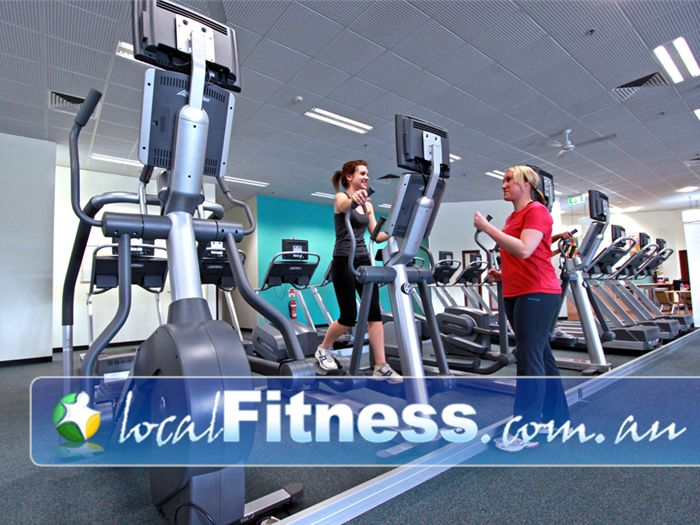 Fernwood Fitness Wetherill Park Wetherill Park personal trainers can design a weight loss program to suit you.