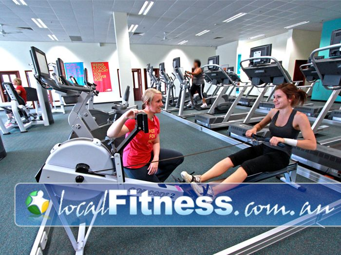 Fernwood Fitness Near Prairiewood Vary your cardio with indoor rowing in our Wetherill Park gym.