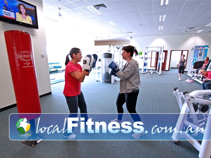 Fernwood Fitness Near Bossley Park Fernwood Wetherill Parkgym instructors can incorporate cardio boxing into your training.