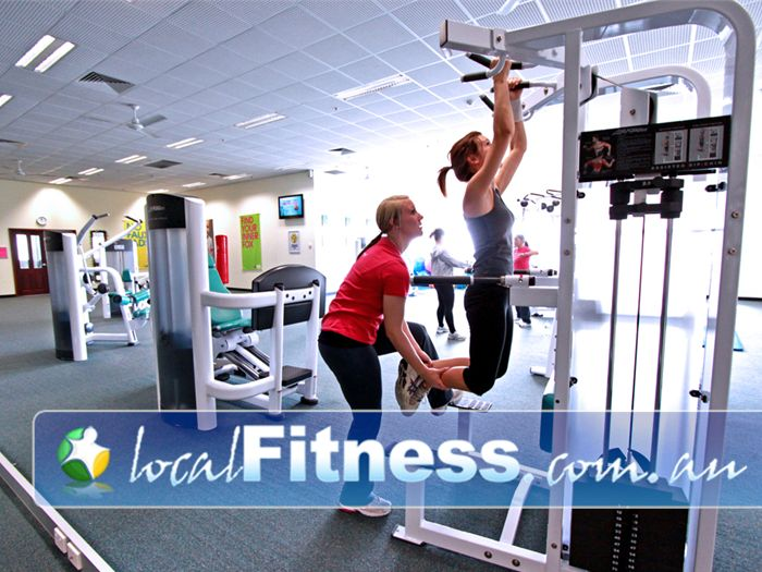 Fernwood Fitness Wetherill Park Fernwood Wetherill Park personal trainers will create an enjoyable body-weight program to test your strength.