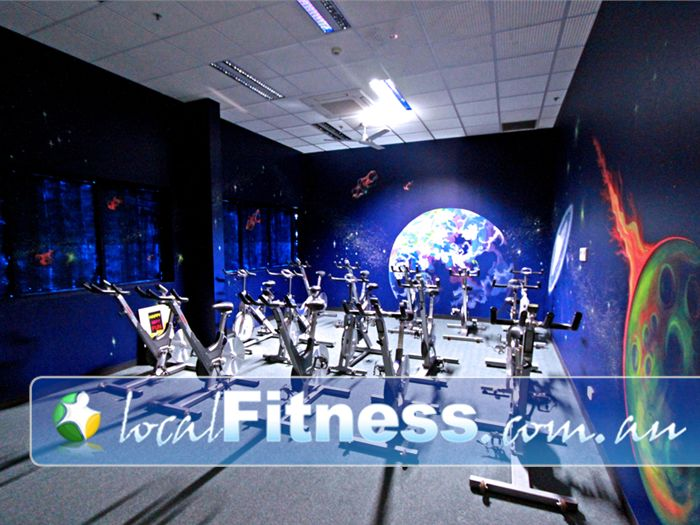 Fernwood Fitness Near Bossley Park Wetherill Park spin cycle classes will take you on an energetic journey.