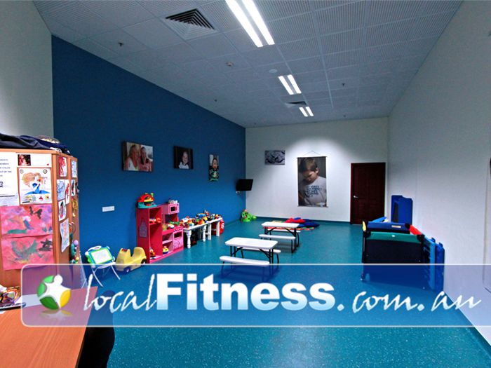 Fernwood Fitness Near Greenfield Park Conveniently located on-site child-care at Fernwood Wetherill Park.