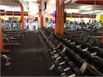 Fit n Fast Burwood East Gym Fitness Full range of dumbbells,