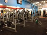 Fit n Fast Forest Hill Gym Fitness Multiple squat racks, bars,