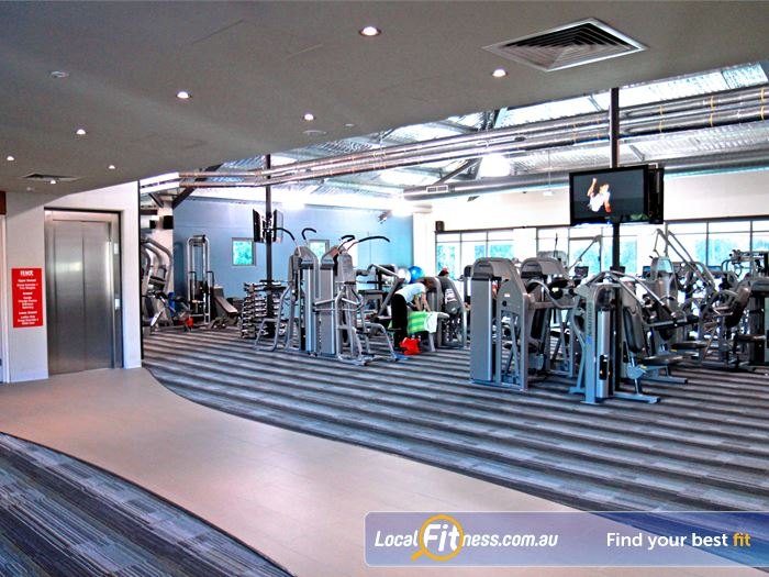 Goodlife Health Clubs Gym Mermaid Waters    Enjoy a time-efficient workout with the Goodlife Nerang