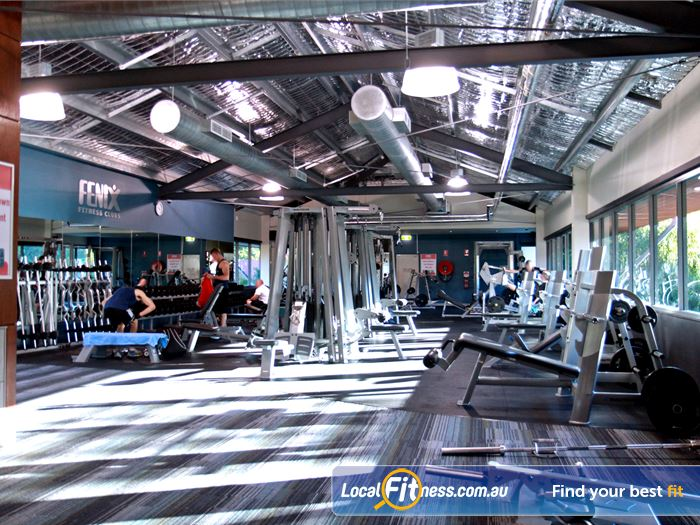 Goodlife Health Clubs Gym Ashmore  | Our Nerang gym features a complete range of
