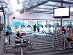 Goodlife Health Clubs Molendinar Gym Fitness Full range of ab and stretching