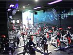 Goodlife Health Clubs Molendinar Gym Fitness Twilight cycling at Goodlife