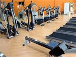 Plus Fitness 24/7 East Hills Gym Fitness Cycle bikes, cross trainers,