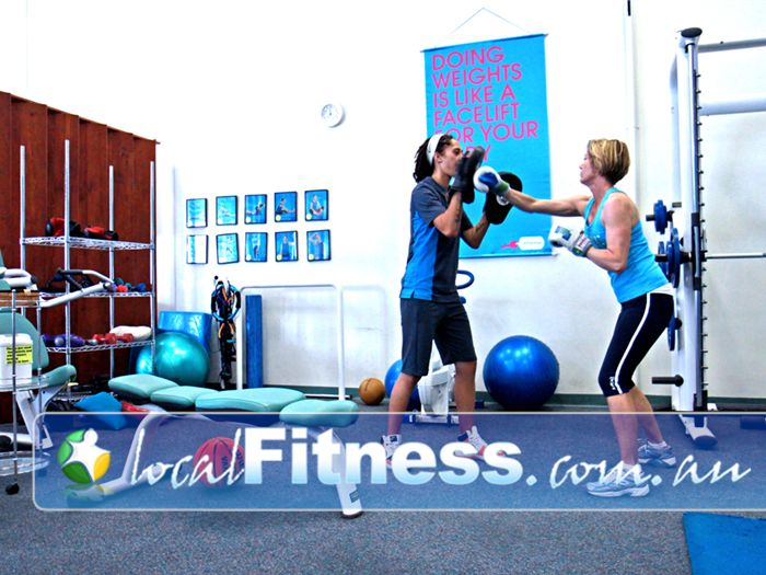 Fernwood Fitness Near Nathan Fully equipped with dumbbells, barbells plate loading machines and more!