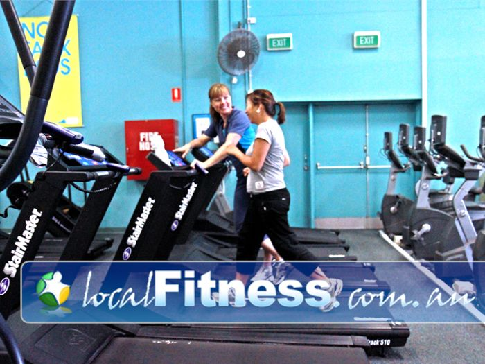 Fernwood Fitness Near Nathan Experience qualified exercise and cardio advice by our team of Sunnybank personal trainers.