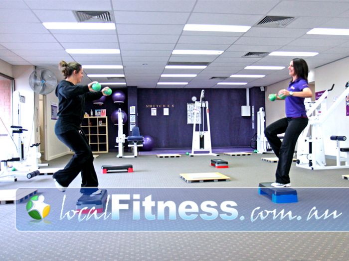 Contours Mount Waverley A personal and intimate women's weight-loss studio in Mt Waverley.