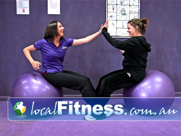Contours Near Notting Hill Meet our friendly team at Contours Mt Waverley while you train.