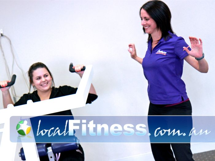 Contours Mount Waverley Strength training for women is important at Contours Mt Waverley.