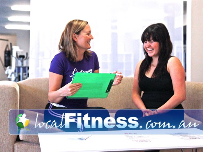 Contours Mount Waverley Women's fitness programs designed to get you results.