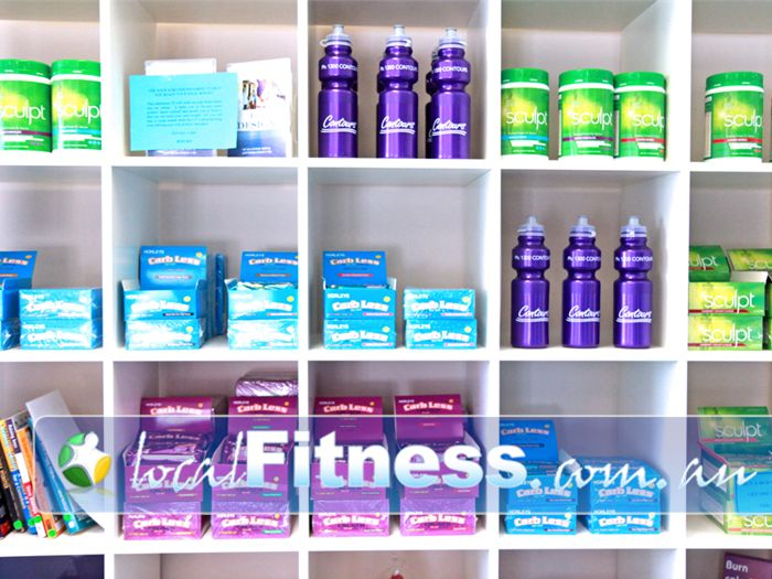 Contours Mount Waverley The Contours Mount Waverley range of supportive health supplements.