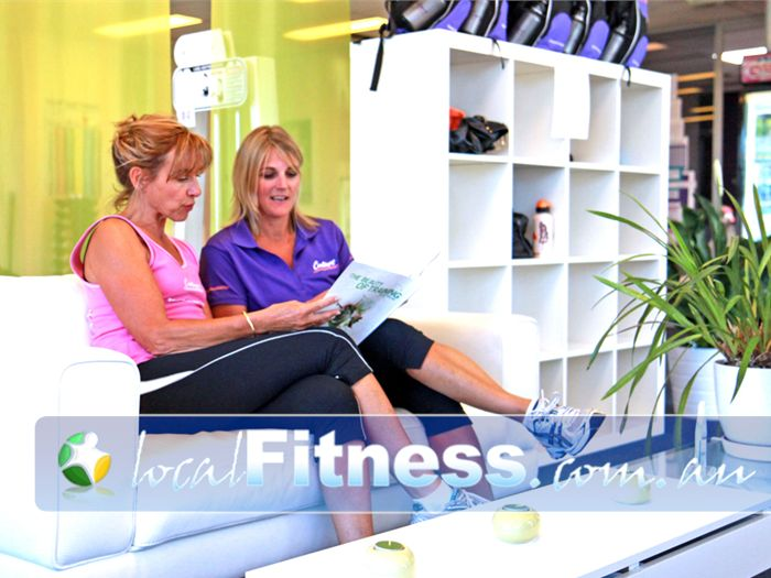 Contours Mount Waverley Providing support on working out, losing weight, your eating habits - or simply a chat!<br />