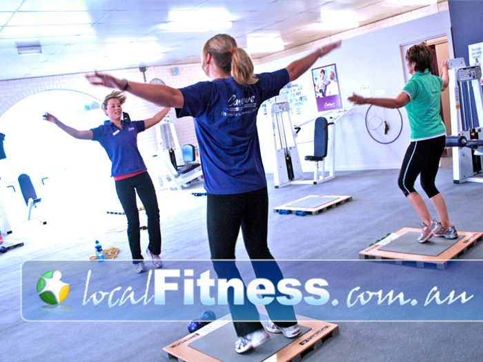 Contours Near Notting Hill Friendly women's gym staff can help you achieve your goals at Contours.