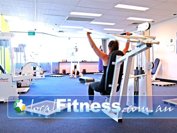 Contours Near Oakleigh East A personal and intimate women's gym without queues.