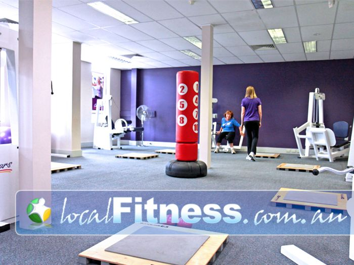 Contours Mount Waverley You'll see results in much less time in our intimate ladies gym.