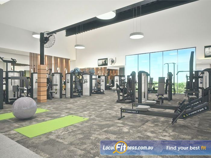Goodlife Health Clubs Gym Success  | Welcome to the new 24 hour Success gym.