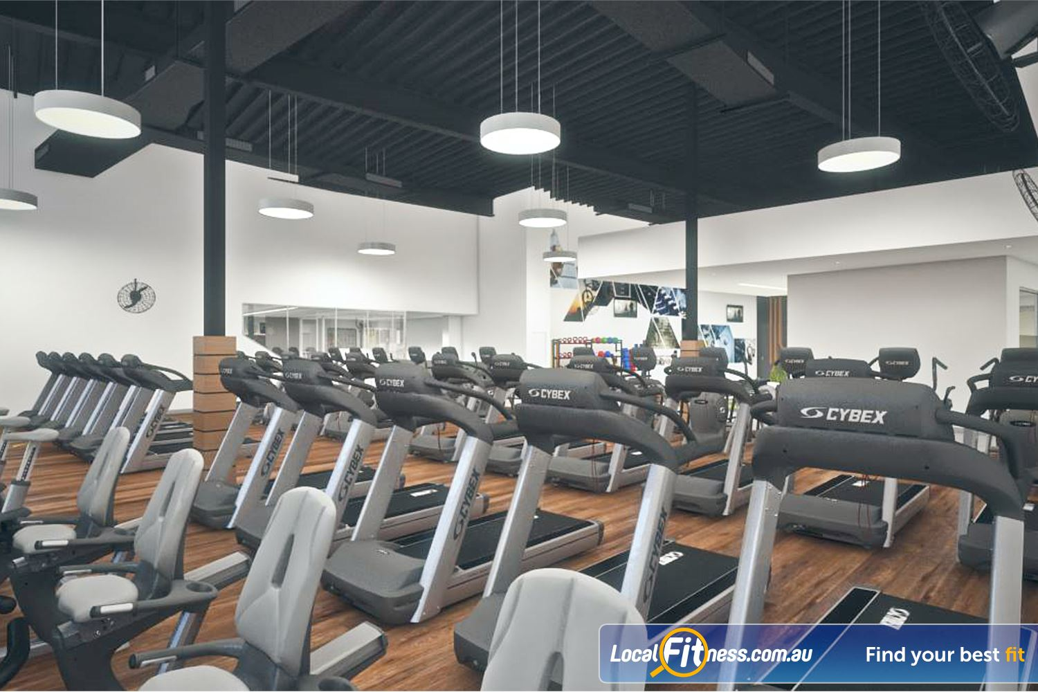 Goodlife Health Clubs Near Yangebup Tune into your favourite shows on your personalised LCD screen or cardio theatre.
